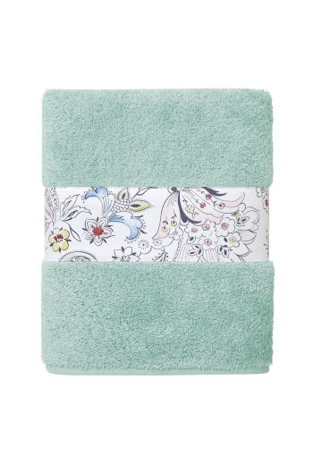 YVES DELORME Elegante Bath Sheet 36x63 - Available in Multi Color Paisley